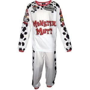 Monster Jam Monster Mutt Dalmatian Playwear Set by Monster Jam