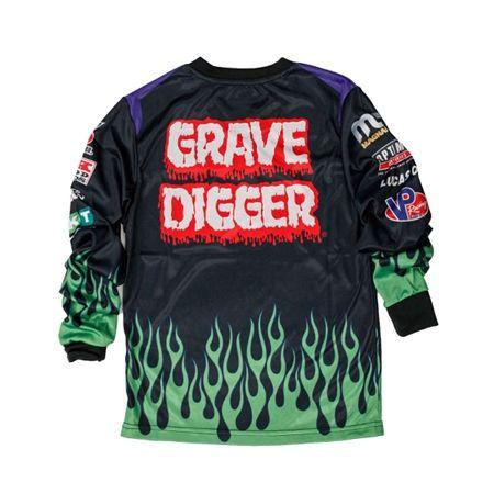 Monster Jam Grave Digger Playwear Set by Monster Jam