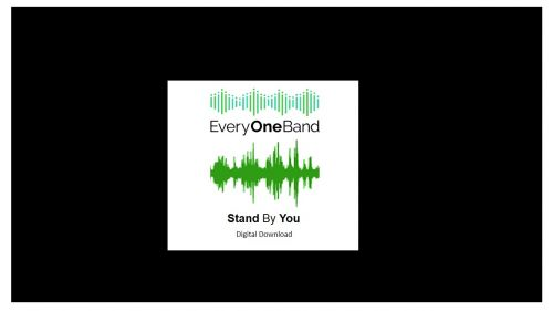 Stand By You (Main Mix) CD Single & Digital Download by EveryOneBand
