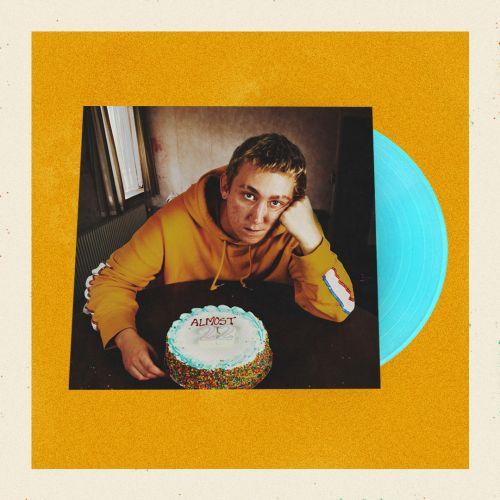 Almost 22 LP Electric Blue Vinyl w/ Digital Download by Skrub