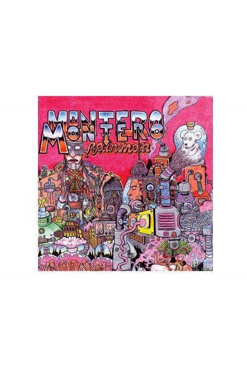 "Rainman w/Mumbai 7"" (Vinyl) by Montero"