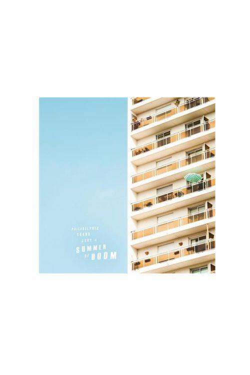 Summer Of Doom (LP) Vinyl by Philadelphia Grand Jury