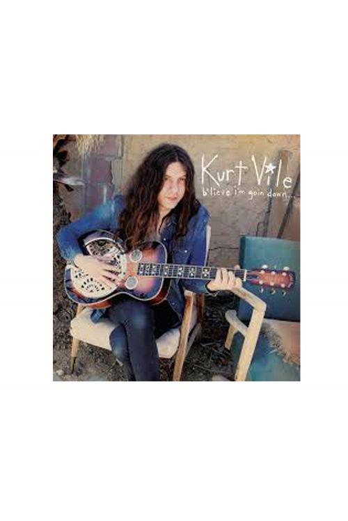 B'lieve I'm Goin Down CD by Kurt Vile