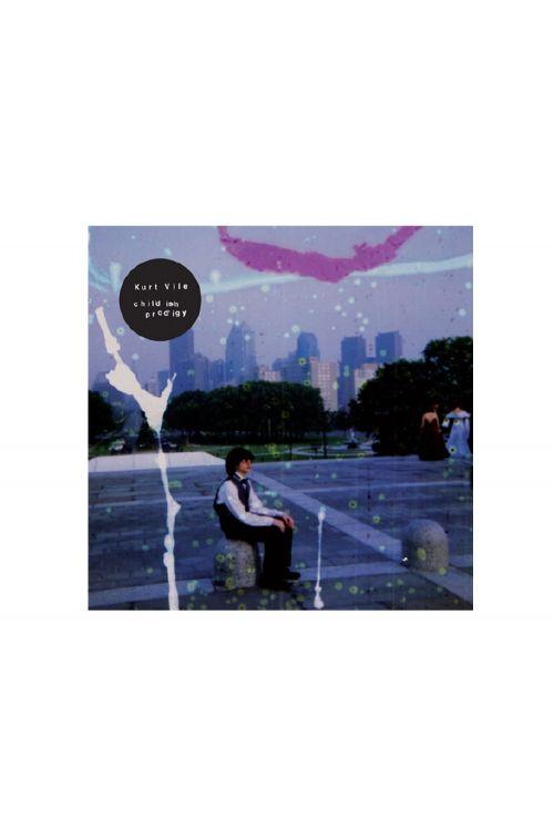 Childish Prodigy CD by Kurt Vile