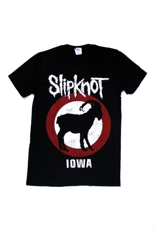 Politigoat Black Tshirt by Slipknot