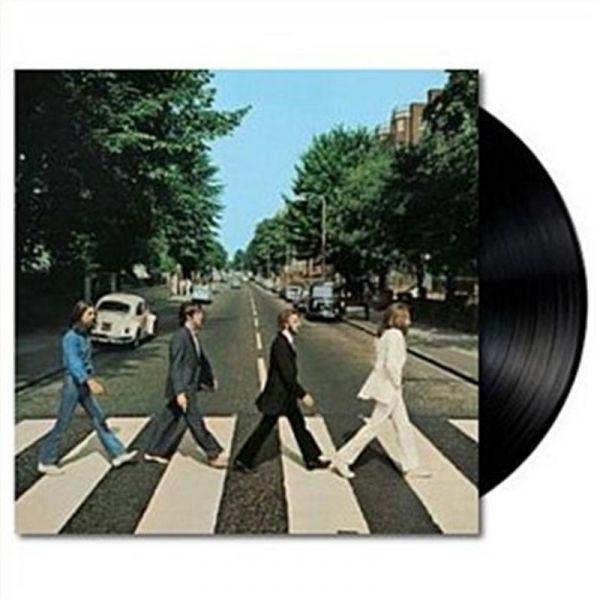 Abbey Road Remastered 180G LP (Vinyl)