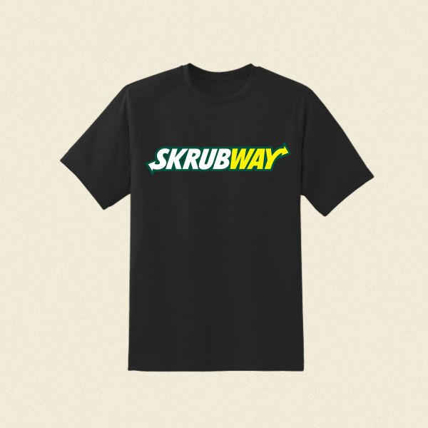 Almost 22 Digital Download + Skrubway Black Tshirt Bundle