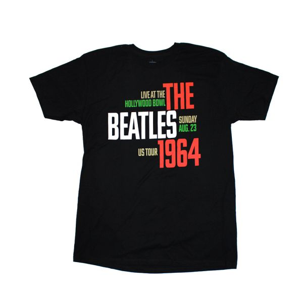 1964 Hollywood Black Tshirt