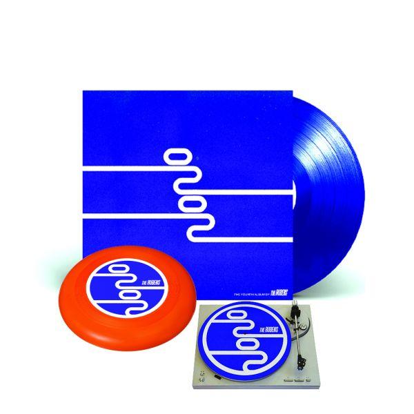 0202 LP (Vinyl)/Tee /Frisbee w/ Slipmat Bundle