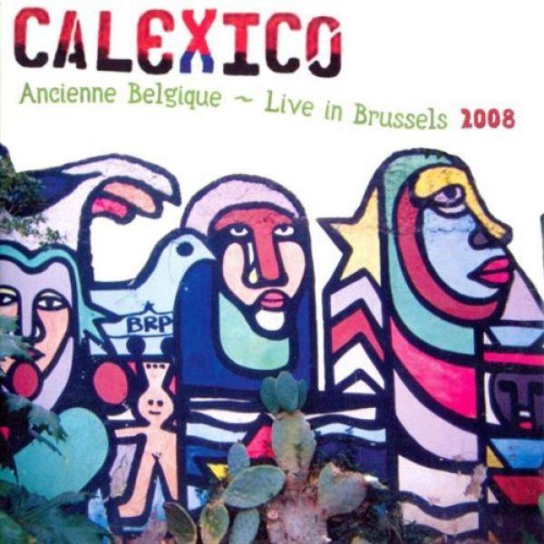 Ancienne Belgique - Live In Brussels 2008 CD