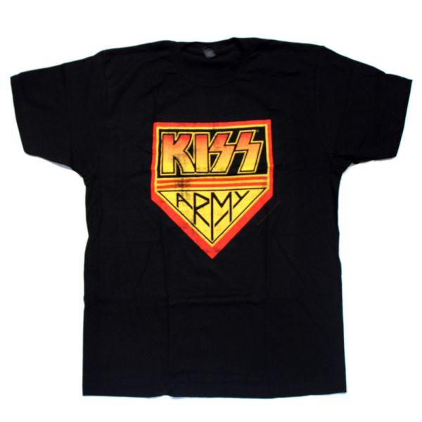 Army Black Tshirt