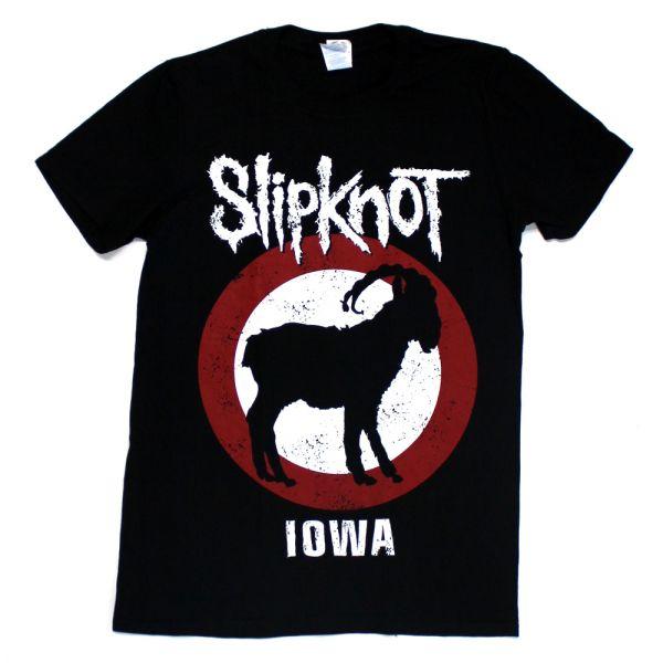 Politigoat Black Tshirt
