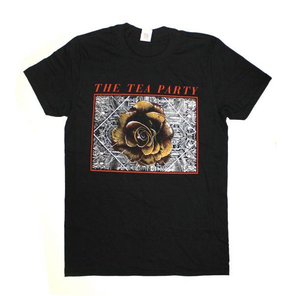 Rose Black Tshirt