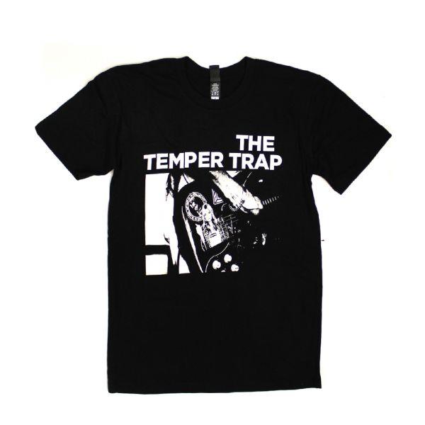 Guitar Black Tshirt